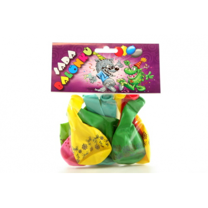 Balónky s potiskem - Cena : 15,- Kč s dph