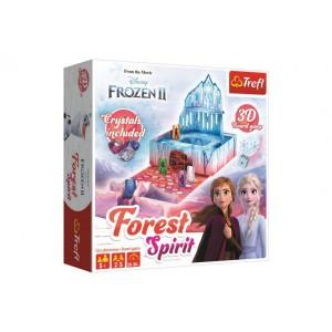 Forest Spirit 3D Ledové království II/Frozen II společenská hra v krabici 26x26x8cm - Cena : 308,- Kč s dph