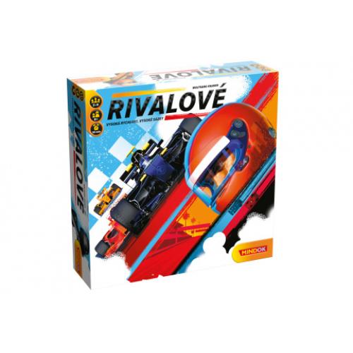 SET Rivalové + rozšíření - Cena : 1547,- Kč s dph
