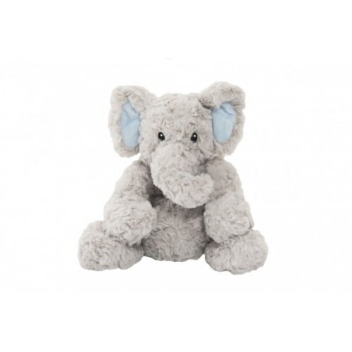Slon sedící nahřívací plyš 23cm v sáčku - Cena : 404,- Kč s dph