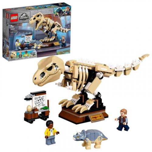 JURASIC WORLD 76940 - Výstava fosílií T-rexe - Cena : 673,- Kč s dph