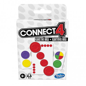 Karetní hra Connect 4 - Cena : 169.9,- Kč s dph