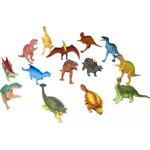 Dinosaurus 15 - 18 cm - 1ks - Cena : 33.0001,- Kč s dph