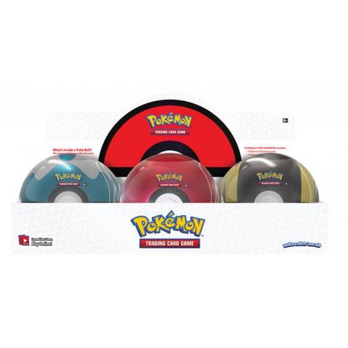 Pokémon TCG: Poké Ball Tin Spring 2020 - Cena : 446,- Kč s dph