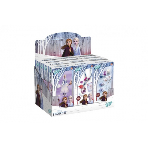 Kreativní sada Ledové království II/Frozen II 3 druhy v krabičce 6x13x3,5cm 12ks v boxu - Cena : 94,- Kč s dph