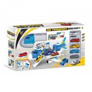 Letadlo rozkládací s autíčky - Cena : 400,- Kč s dph