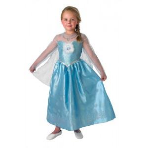 karnevalový kostým FROZEN - Ledové království ELSA DELUXE, 7 - Cena : 505,- Kč s dph