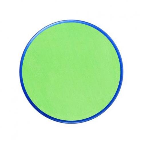 Barva na obličej 18ml - zelená-odstín Lime Green - Cena : 98,- Kč s dph