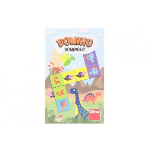 Domino - dinosauři - Cena : 76,- Kč s dph