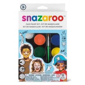 Obličejové barvy Snazaroo - modrá - Cena : 296,- Kč s dph