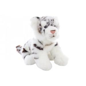 Plyš Tygr bílý 25 cm - Cena : 329,- Kč s dph