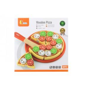 Dřevěná pizza - krájení - Cena : 434,- Kč s dph