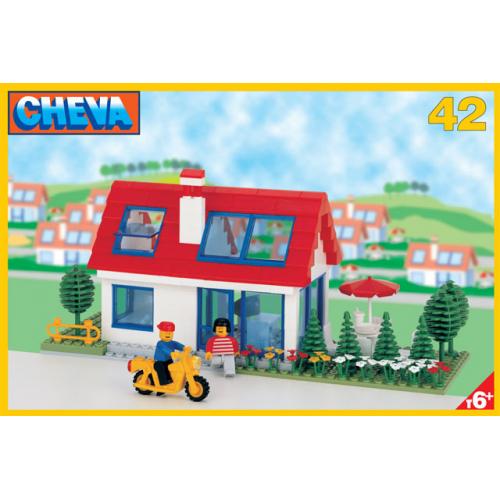 Cheva 42 - Dům - Cena : 585,- Kč s dph