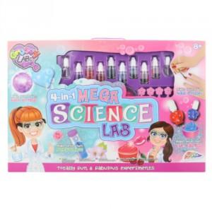 Vědecká laboratoř 4v1 - Cena : 419,- Kč s dph