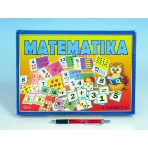 Matematika soubor her - Cena : 89,- Kč s dph