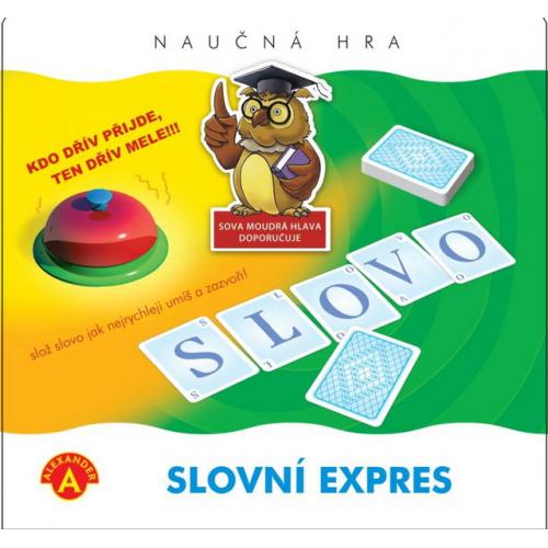 Slovní Expres - Cena : 190,- Kč s dph