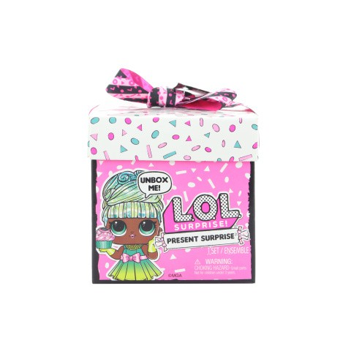L.O.L. Surprise! Párty panenka Deluxe TV 1.9.-31.12.2020 - Cena : 346,- Kč s dph