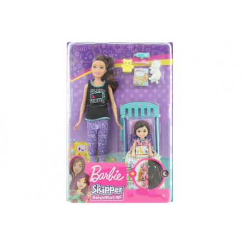 Barbie Chůva herní set - sladké sny o/s GHV88 - Cena : 559,- Kč s dph