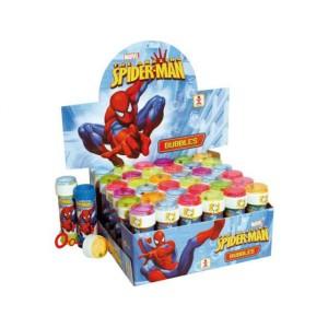 Bublifuk Spiderman 60 ml - Cena : 13,- Kč s dph