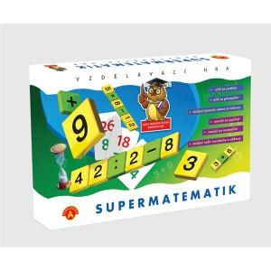 Supermatematik CZ/SK - Cena : 180,- Kč s dph