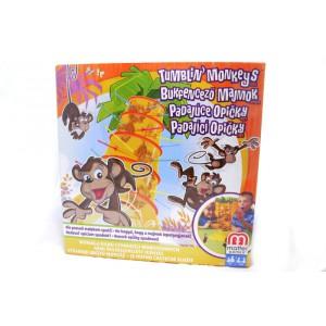 Mattel Padající opičky - Cena : 492,- Kč s dph