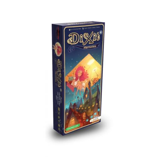 Dixit: 6. rozšíření - Memories - Cena : 399,- Kč s dph