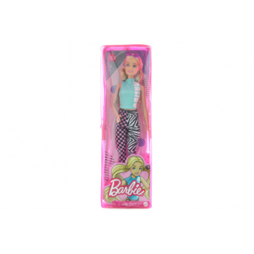 Barbie Modelka - Malibu top a legíny GRB50 TV 1.4.- 30.6.2021 - Cena : 287,- Kč s dph