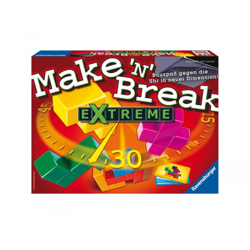 Make and Break Extreme hra - Cena : 780,- Kč s dph