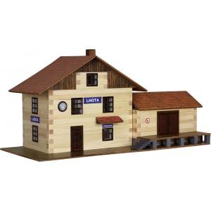 Walachia Vlakové nádraží - Cena : 418,- Kč s dph