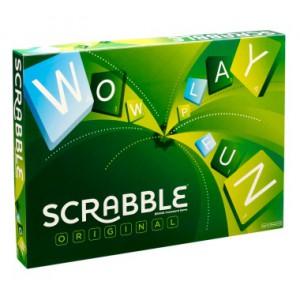 Scrabble Original CZ - nová verze - Cena : 629,- Kč s dph