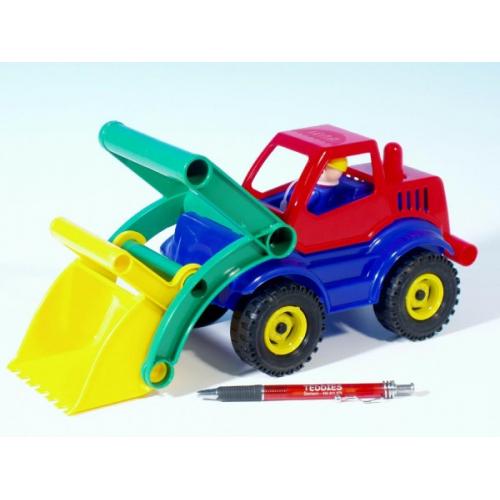 Auto aktivní nakladač 27cm - Cena : 132,- Kč s dph