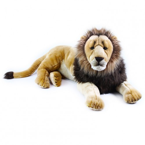 plyšový lev ležící 92 cm - Cena : 3318,- Kč s dph