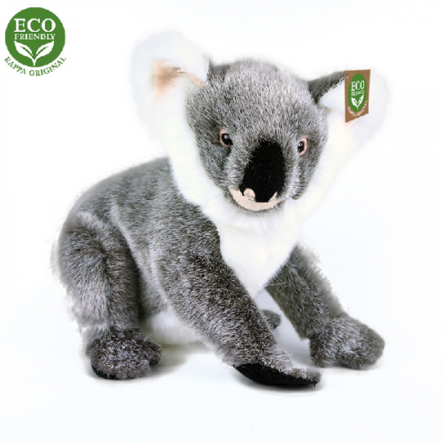 Plyšová koala stojící 25 cm ECO-FRIENDLY - Cena : 309,- Kč s dph