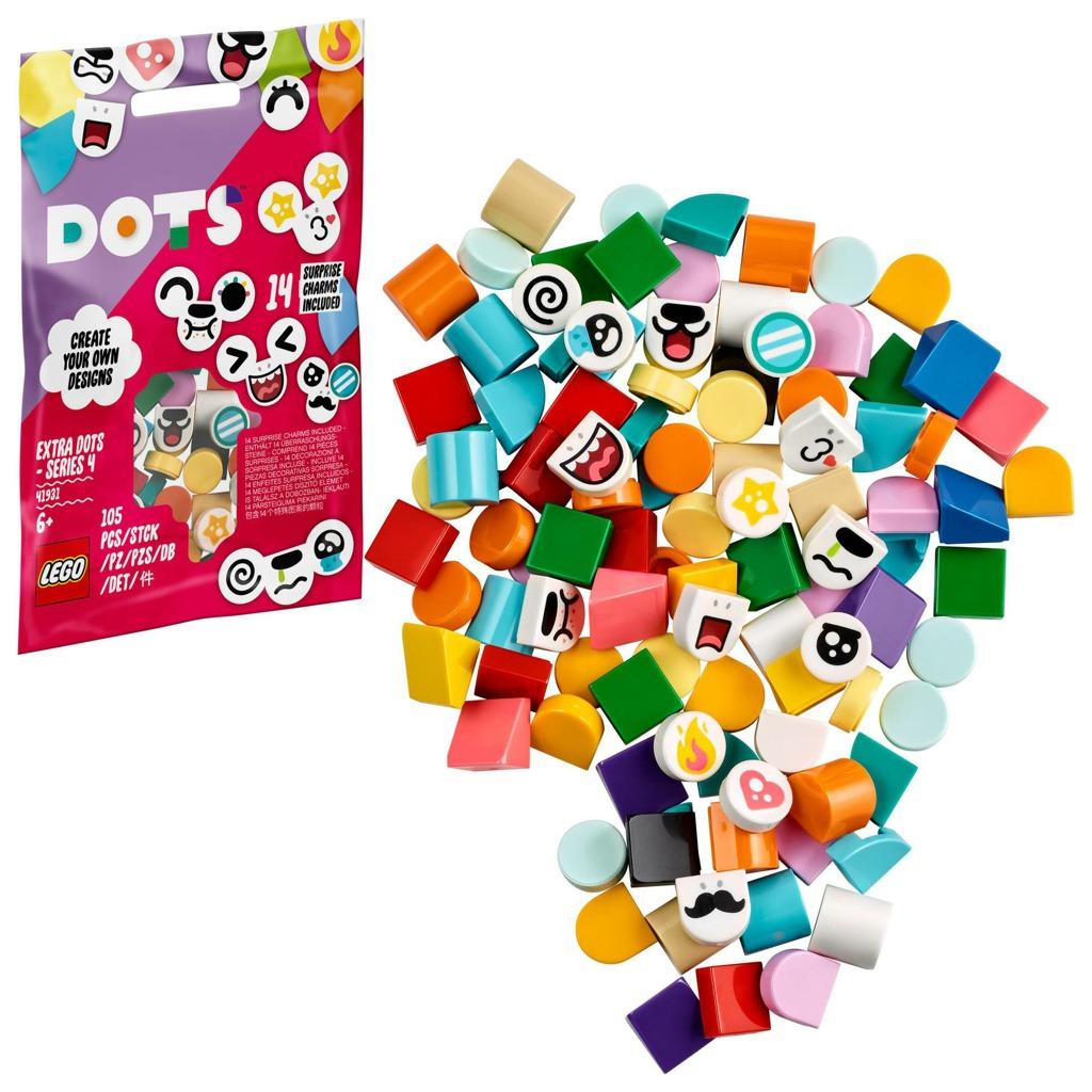 LEGO® DOTS 41931 DOTS doplňky – 4. série - Cena : 79,- Kč s dph