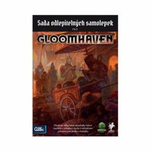 ALBI Gloomhaven odlepitelné samolepky - Cena : 269,- Kč s dph