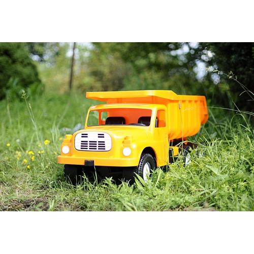 Auto Tatra 148 plast 73cm - oranžová - Cena : 579,- Kč s dph