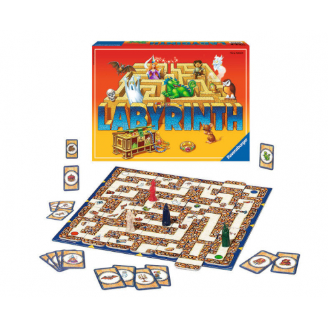 Tajemnice Labyrintu - Cena : 492,- Kč s dph