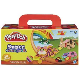 Play-Doh barevné balení modelín - Cena : 382,- Kč s dph
