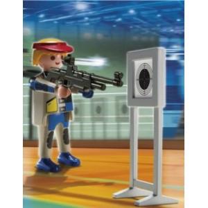 Playmobil 5202 streľbu na terč - Cena : 119,- Kč s dph