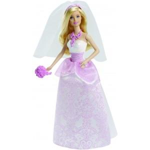 Barbie nevěsta 2015 - CFF37 - Cena : 735,- Kč s dph