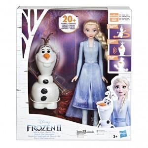 Frozen 2 Olaf a Elsa - Cena : 1129,- Kč s dph