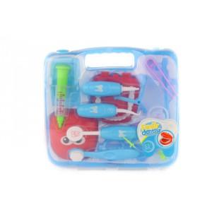 Sada zubař v kufříku - Cena : 120,- Kč s dph
