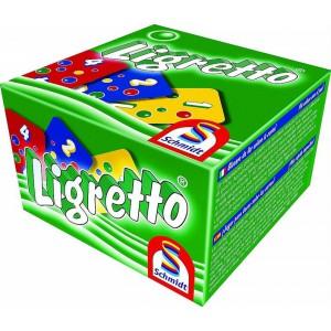 Ligretto - ZELENÁ - Cena : 234,- Kč s dph