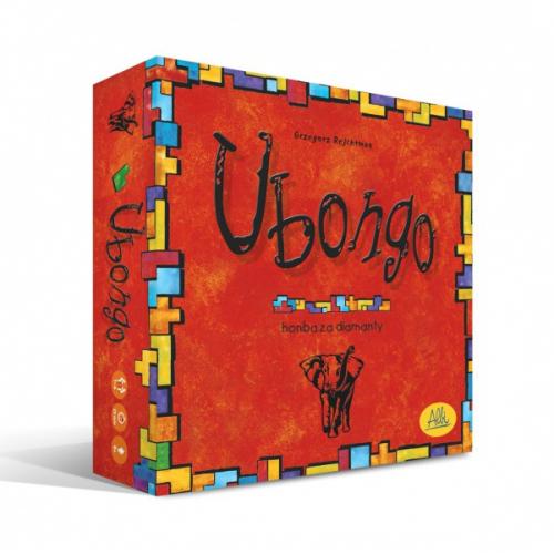 Ubongo - Honba za diamanty - Cena : 709,- Kč s dph