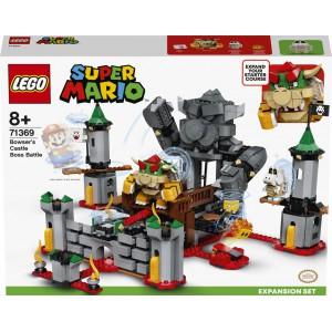 LEGO®® Super Mario™ 71369 Boj v Bowserově hradu – rozšiřující set - Cena : 2499,- Kč s dph