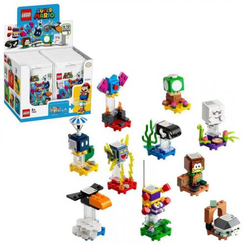 LEGO® SUPER MARIO 71394 - Akční kostky – 3. série - Cena : 79,- Kč s dph