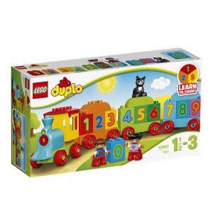 LEGO® DUPLO® 10847 - Vláčik s číslami - Cena : 449,- Kč s dph