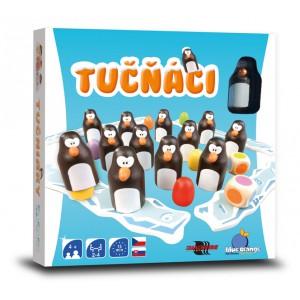 Tučňáci - Cena : 259,- Kč s dph
