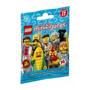 LEGO®  71018 - Minifigurky 2017 Série 17 - Cena : 79,- Kč s dph