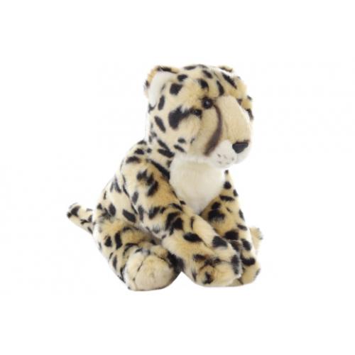 Plyš Gepard 32 cm - Cena : 371,- Kč s dph